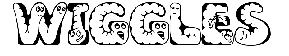 Wiggles Font Download Free